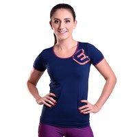 2ff7df8b0fd IMOLA dámské sportovní tričko - M-tm.modrá - trika