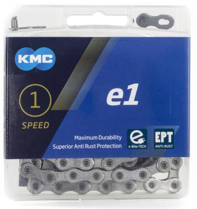 ŘETĚZ KMC E1 EPT NEREZNOUCÍ 110 ČLÁNKŮ BOX