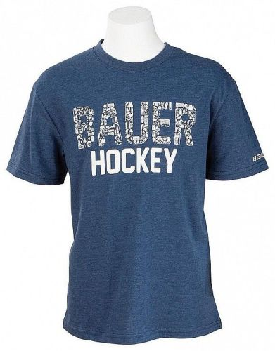 TRIKO BAUER HOCKEY SS TEE JR - L