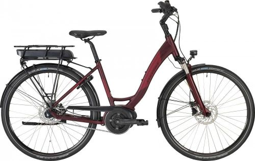 STEVENS 2018 E-CIRCLE BORDEAUX - 46cm