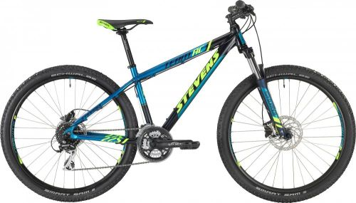 STEVENS 2018 TEAM RC 27.5 SHINY PETROL - 16""